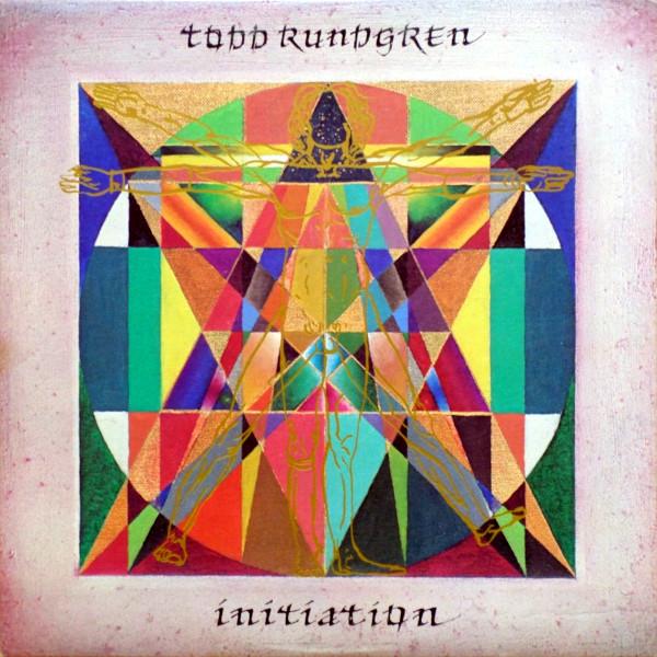 Initiation album cover