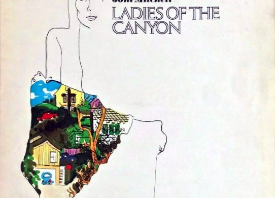 Ladies of the Canyon album cover