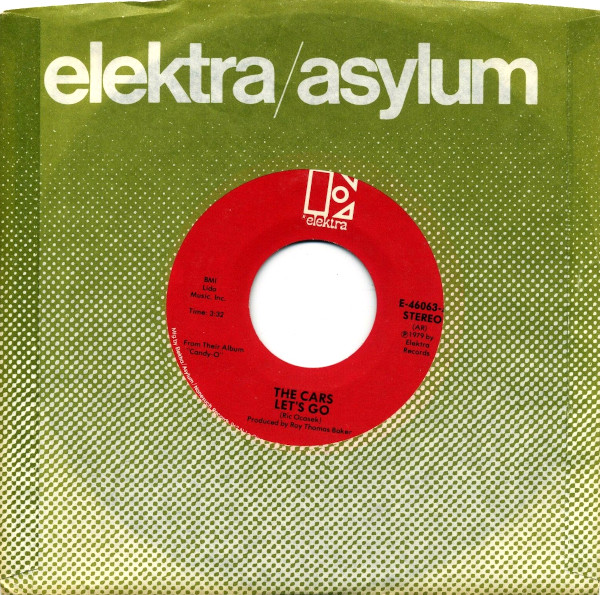 Let's Go 45 rpm sleeve