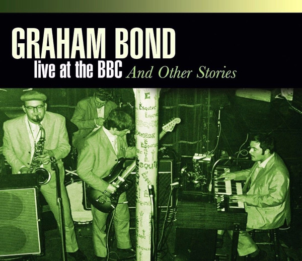 Live at the BBC and Other Stories album cover