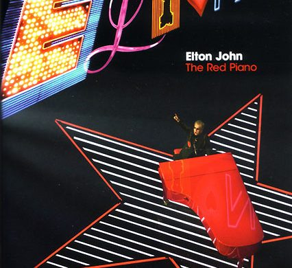The Red Piano DVD cover
