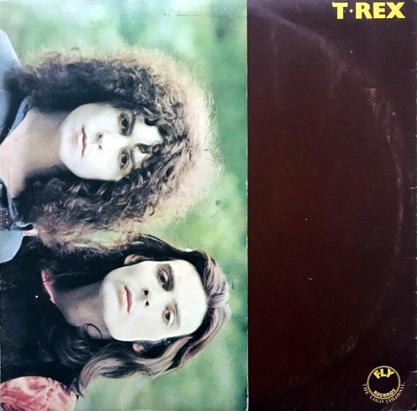 T. Rex album cover