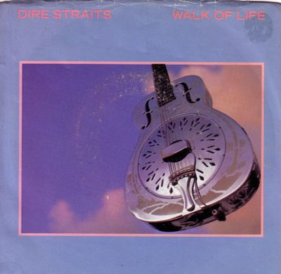 Walk of Life picture sleeve