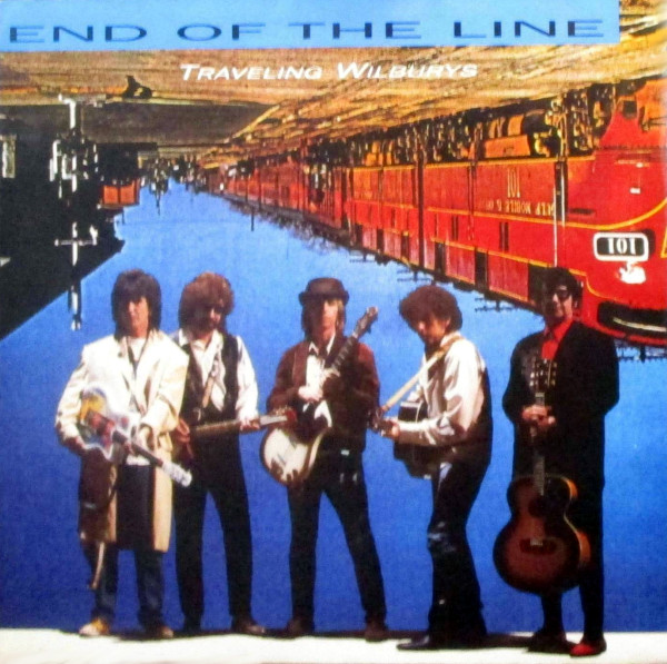 End of the Line 45 rpm sleeve