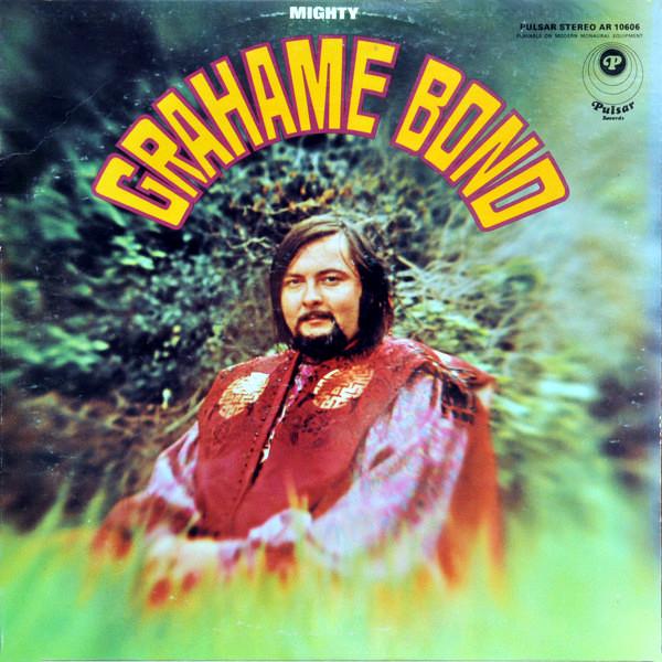 Mighty Grahame Bond album cover