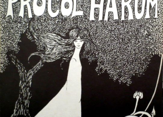 Procol Harum album cover