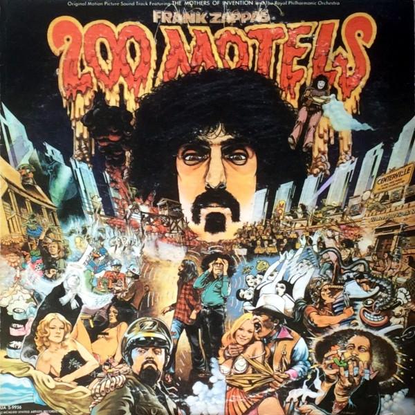 200 Motels album cover