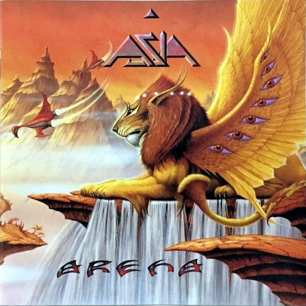 Arena album cover
