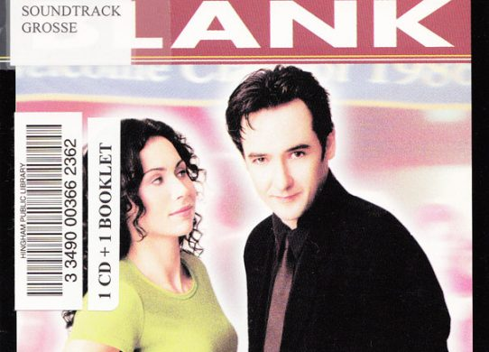 Gross Pointe Blank album cover