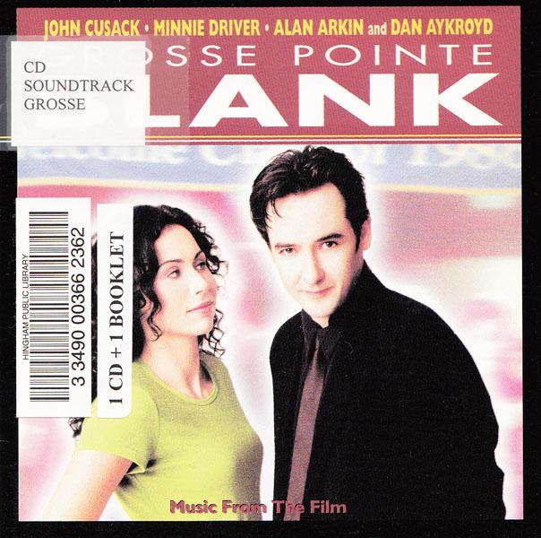 Gross Pointe Blank album cover