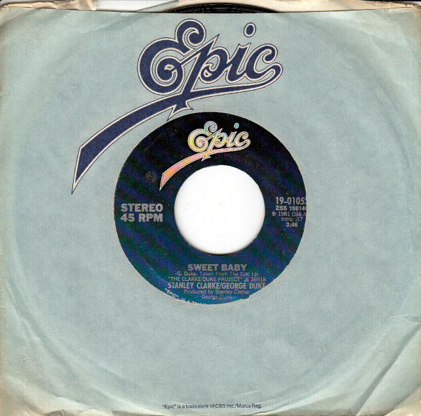 Sweet Baby 45 rpm single
