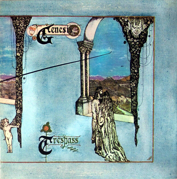 Trespass album cover