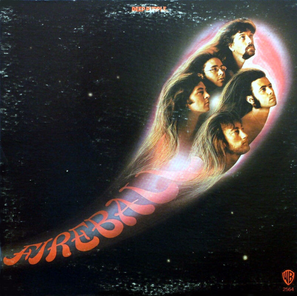 Fireball album cover