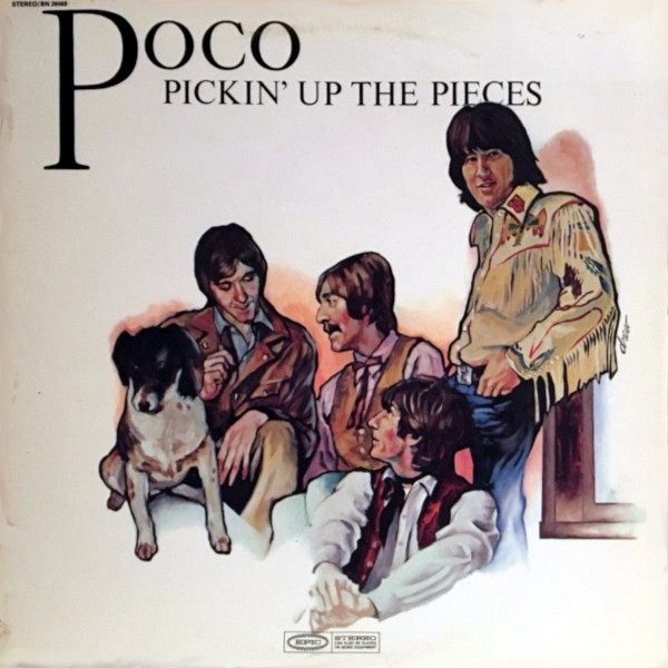 Pickin' Up The Pieces album cover