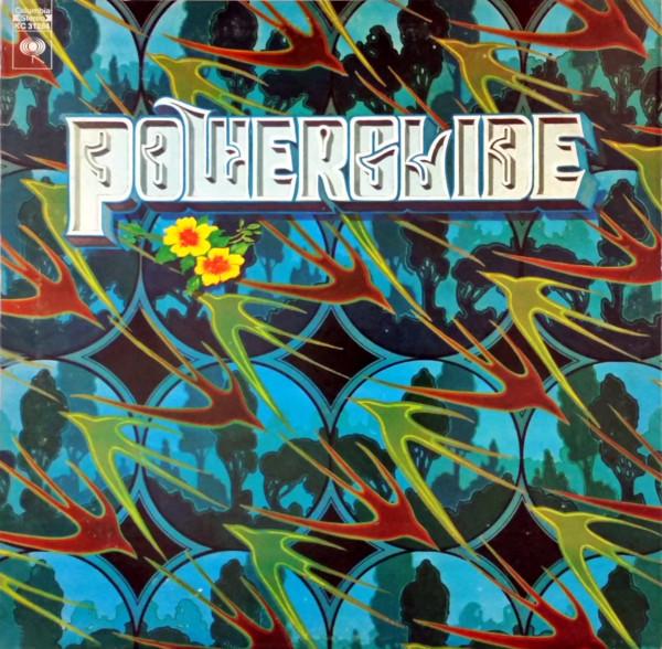 Powerglide album cover