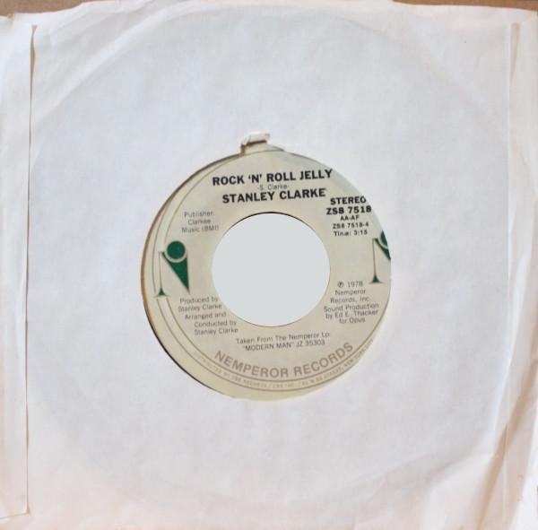 Rock 'N' Rolly Jelly 45 rpm single