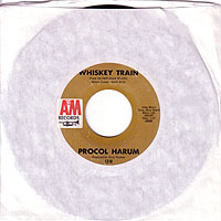 Whiskey Train 45 rpm sleeve
