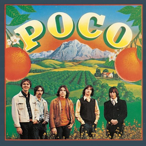 Poco self titled album cover