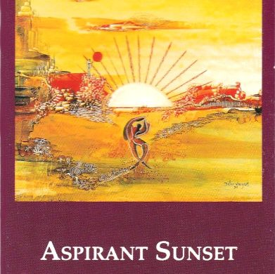 Aspirant Sunset cassette cover