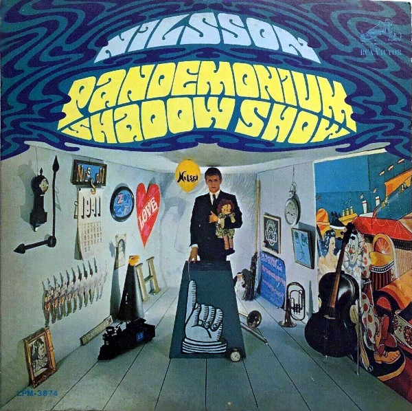Pandemonium Shadow Show album cover