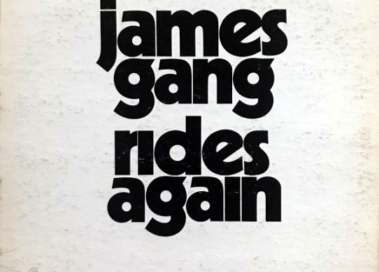 Rides Again album cover