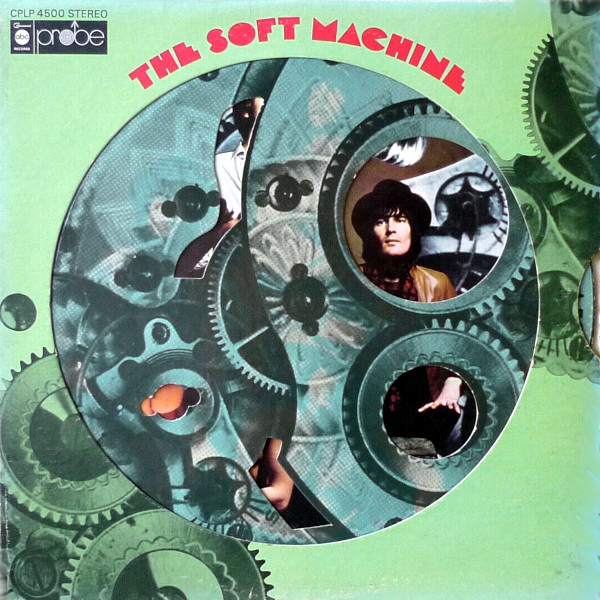 The Soft Machine album cover