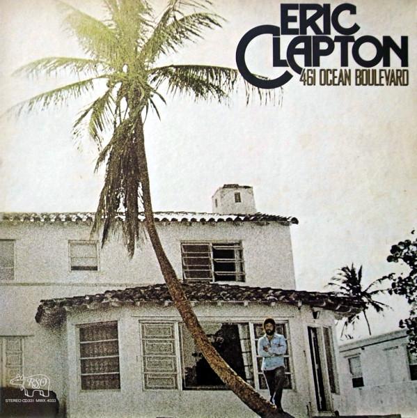 461 Ocean Boulevard album cover