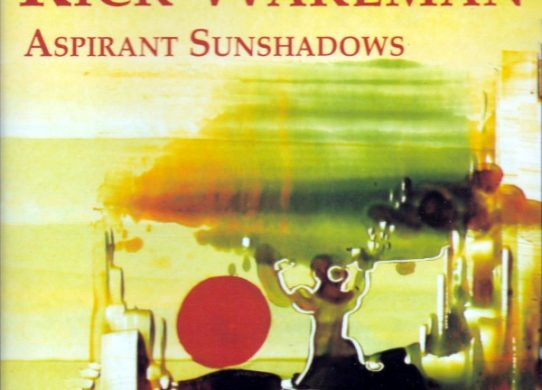 Aspirant Sunshadows album cover