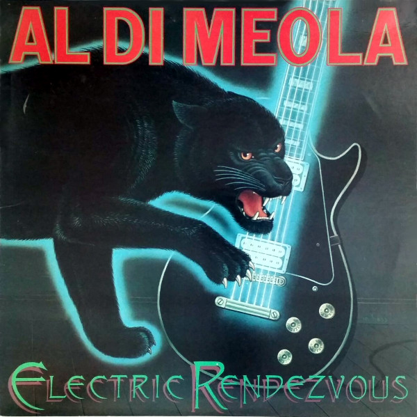 Electric Rendezvous album cover
