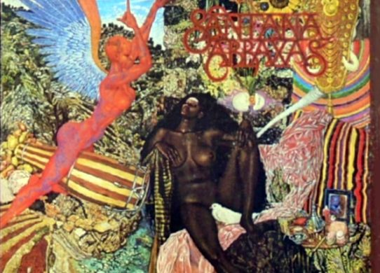 Abraxas album cover