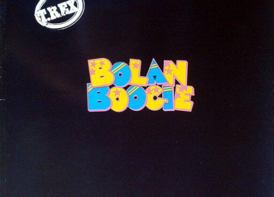 Bolan Boogie album cover