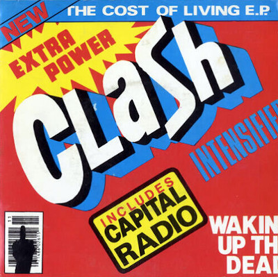 Cost of Living EP album cover