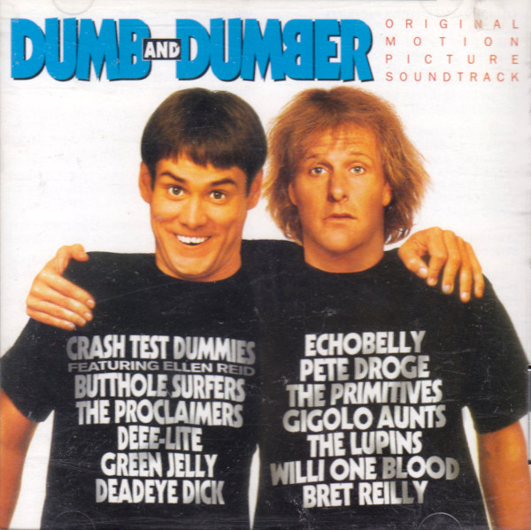 Dumb And Dumber album cover