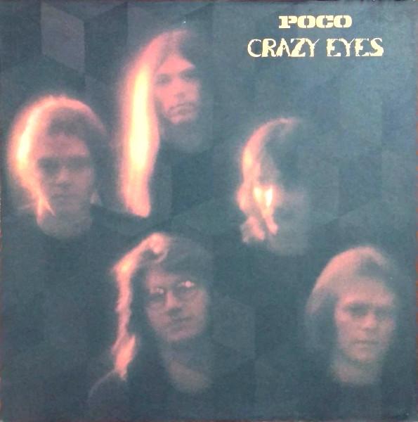 Crazy Eyes album cover