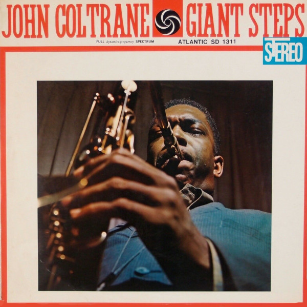 Giant Steps album cover