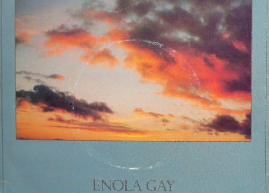 Enola Gay 45 rpm single