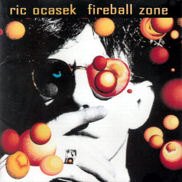 Fireball Zone album cover