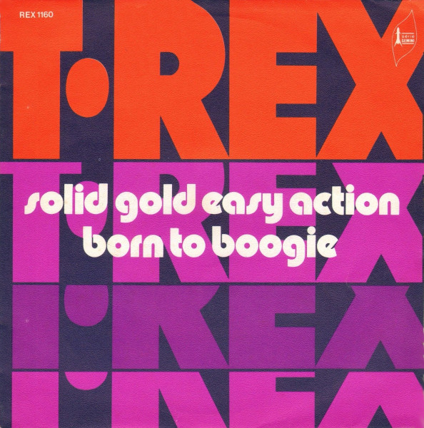 Solid Gold Easy Action 45 rpm single