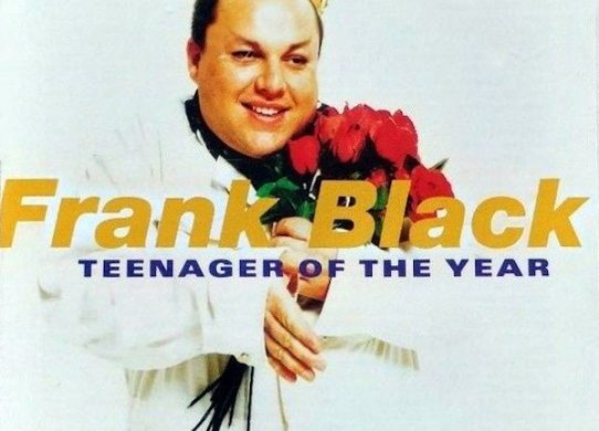 Teenager of the Year album cover