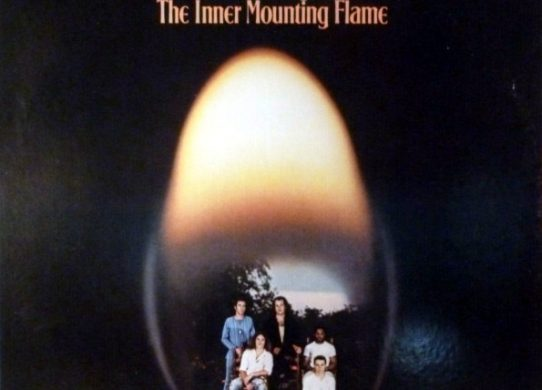 The Inner Mounting Flame album cover