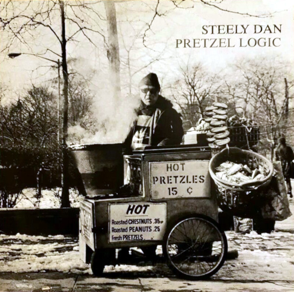 Pretzel Logic album cover