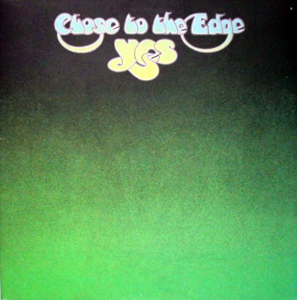 Close to the Edge album cover