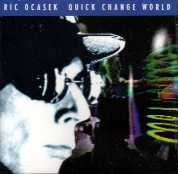 Quick Change World album cover