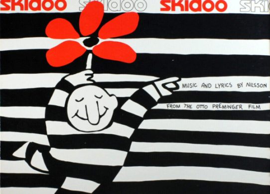 Skidoo album cover