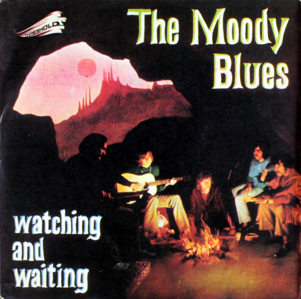 Watching and Waiting 45 rpm sleeve