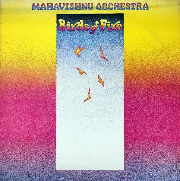 Birds of Fire album cover