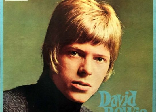 David Bowie album cover