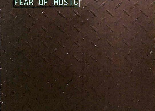 Fear of Music album cover