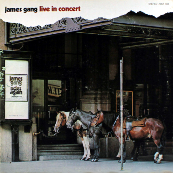 Live In Concert album cover