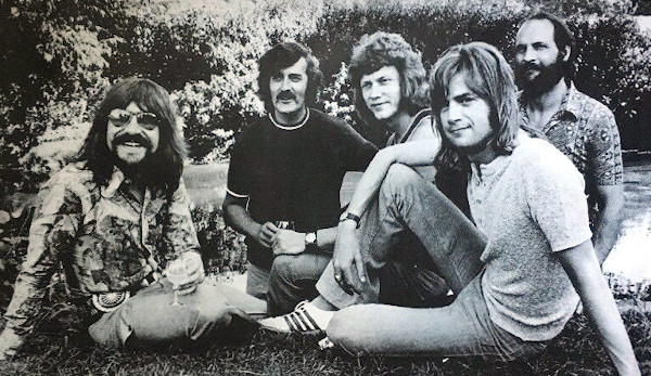 The Moody Blues image
